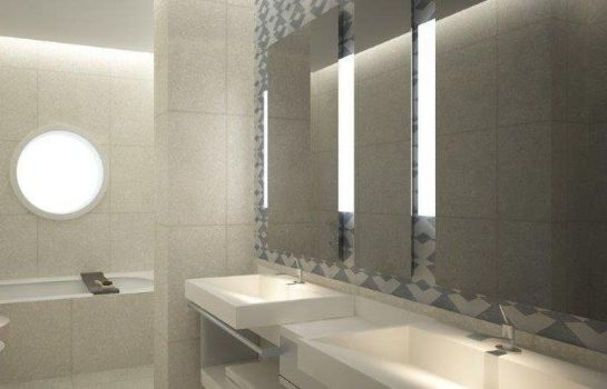 Bathroom Forte Village Resort – Hotel Pineta
