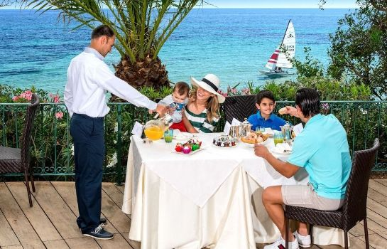 Restaurant Forte Village Resort – Hotel Pineta