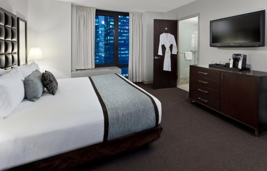 Chambre individuelle (confort) Distrikt Hotel New York City
