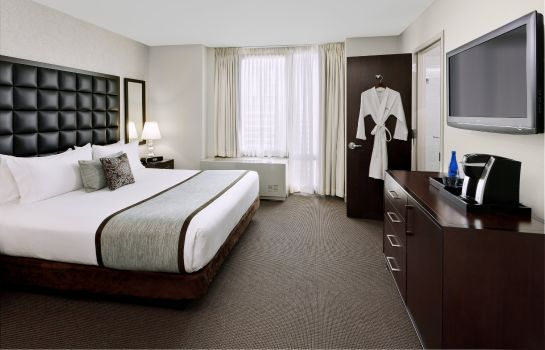 Single room (superior) Distrikt Hotel New York City Tapestry Collection by Hilton