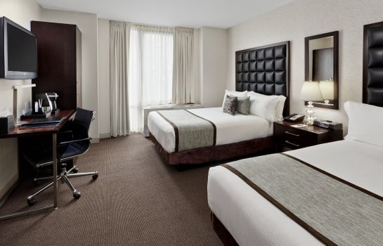 Double room (standard) Distrikt Hotel New York City Tapestry Collection by Hilton