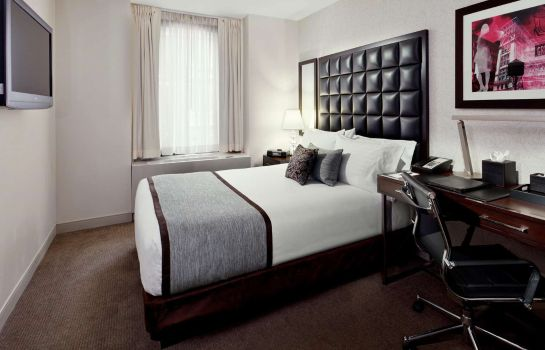 Room Distrikt Hotel New York City Tapestry Collection by Hilton