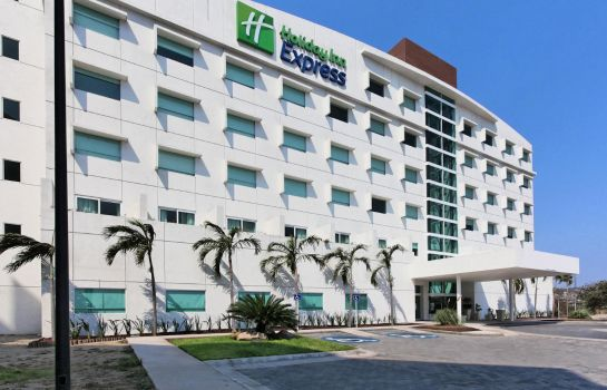 Vista exterior Holiday Inn Express MANZANILLO