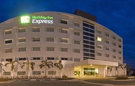 Außenansicht Holiday Inn Express MANZANILLO