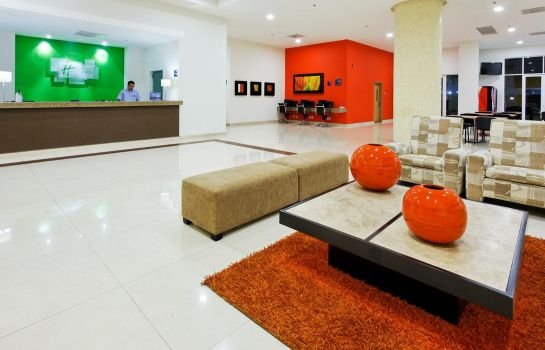 Hotelhalle Holiday Inn Express MANZANILLO