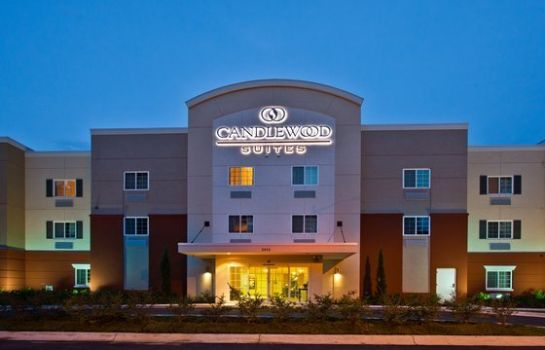 Vista exterior Candlewood Suites TALLAHASSEE