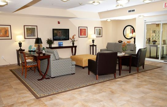 Hotelhalle Candlewood Suites TALLAHASSEE