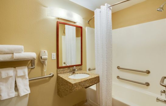 Zimmer Candlewood Suites TALLAHASSEE