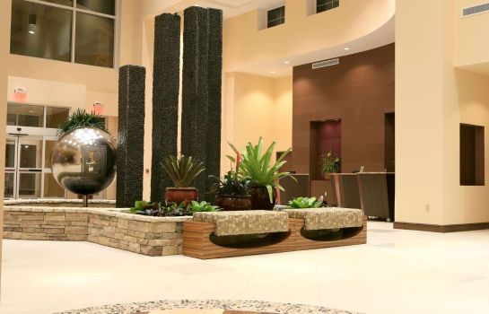 Lobby Embassy Suites by Hilton Birmingham Hoover