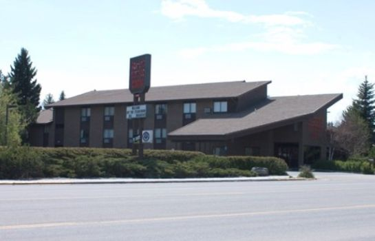 Vista esterna Western Heritage Inn Travelodge by Wyndham Bozeman