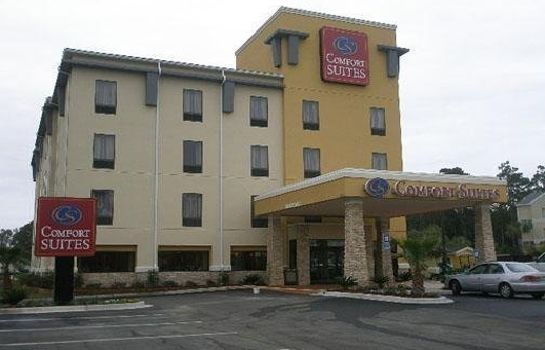 Exterior view Comfort Suites Golden Isles Gateway