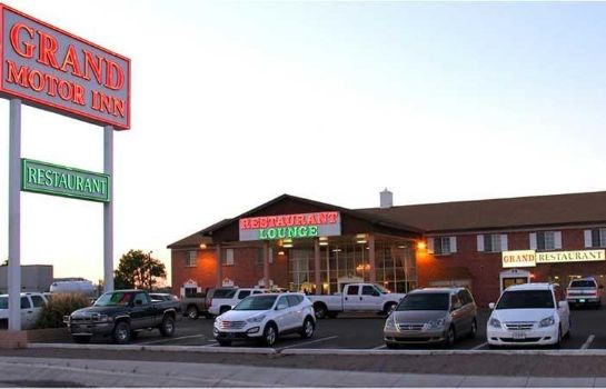 Exterior view GRAND MOTOR INN DEMING RESTAURANT