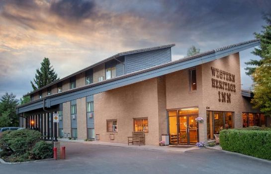 Foto Western Heritage Inn Travelodge by Wyndham Bozeman