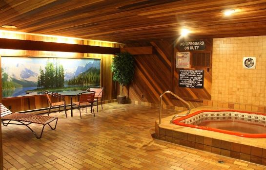 Whirlpool Western Heritage Inn Travelodge by Wyndham Bozeman