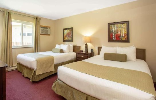 Camera standard Western Heritage Inn Travelodge by Wyndham Bozeman