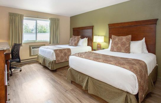 Camera Western Heritage Inn Travelodge by Wyndham Bozeman