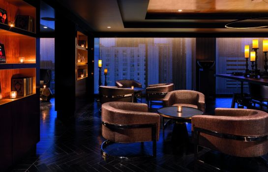 Bar hotelowy The Ritz-Carlton Charlotte