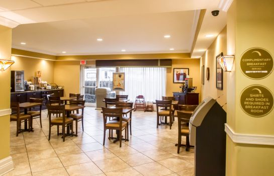 Restaurant Sleep Inn and Suites Berwick-Morgan City