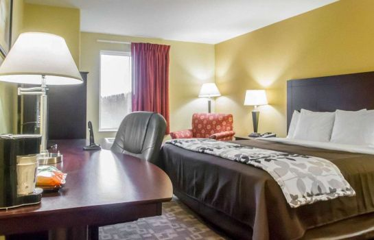 Chambre Sleep Inn and Suites Berwick-Morgan City