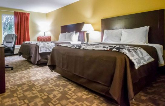Chambre Sleep Inn & Suites Berwick-Morgan City