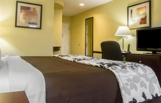Kamers Sleep Inn and Suites Berwick-Morgan City