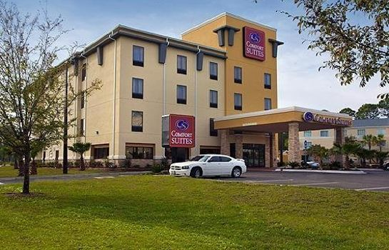 Vista esterna Comfort Suites Golden Isles Gateway