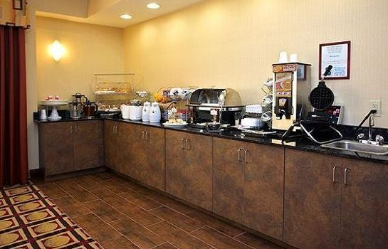 Ristorante Comfort Suites Golden Isles Gateway