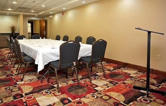 Conference room Comfort Suites Golden Isles Gateway