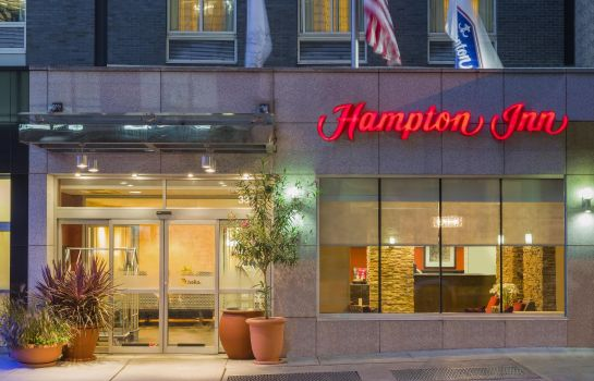 Exterior view Hampton Inn Manhattan-Times Square South