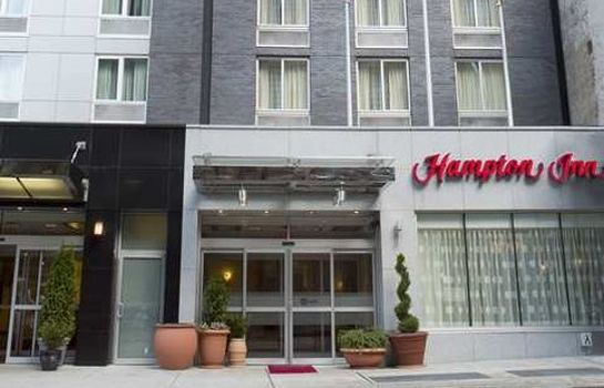 Info Hampton Inn Manhattan-Times Square South