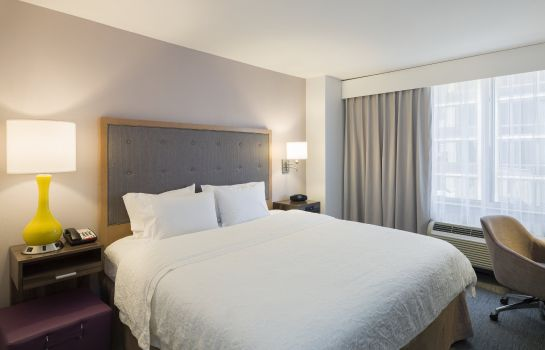 Zimmer Hampton Inn Manhattan-Times Square South