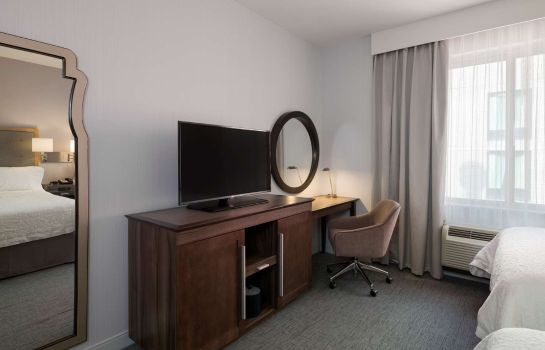 Room Hampton Inn Manhattan-Times Square South