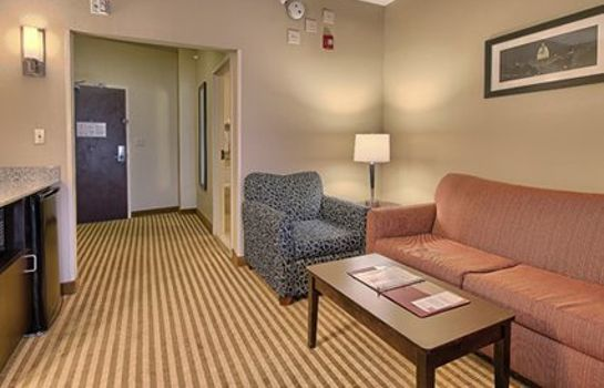 Suite Comfort Suites East Broad at 270