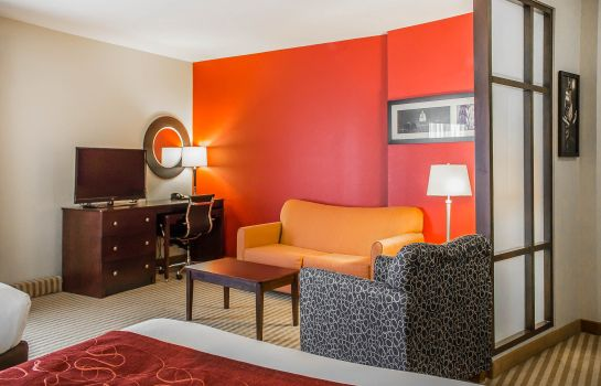 Kamers Comfort Suites East Broad at 270