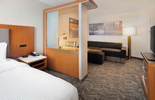 Zimmer SpringHill Suites Indianapolis Downtown