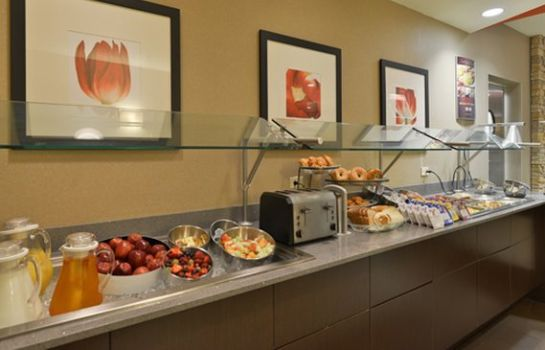 Restaurant Airport South & Cruise Port Cambria hotel & suites Ft Lauderdale