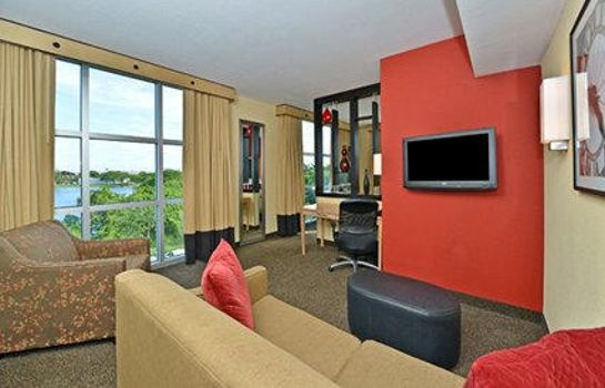 Suite Airport South & Cruise Port Cambria hotel & suites Ft Lauderdale