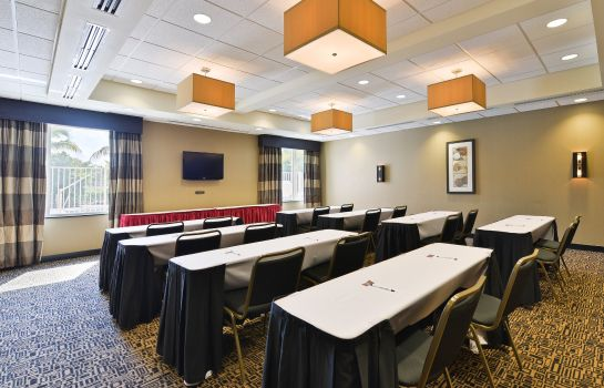 Congresruimte Airport South & Cruise Port Cambria hotel & suites Ft Lauderdale