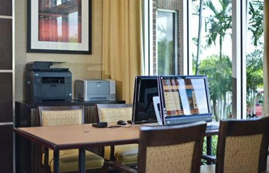 Info Airport South & Cruise Port Cambria hotel & suites Ft Lauderdale