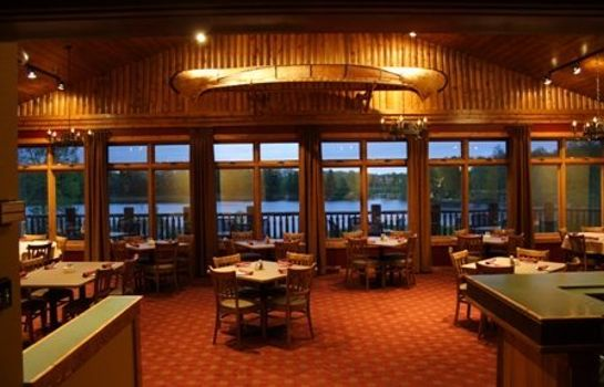 Restaurante Ruttgers Bay Lake Lodge