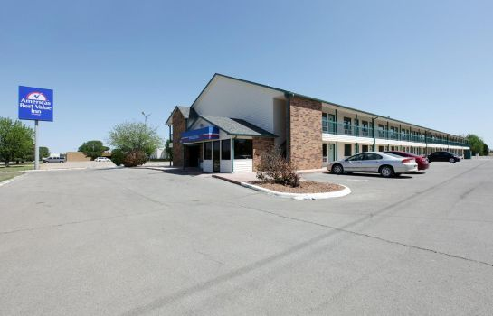Exterior view Americas Best Value Inn Enid