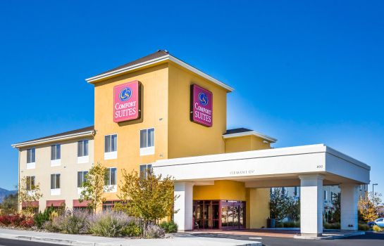 Exterior view Comfort Suites Fernley