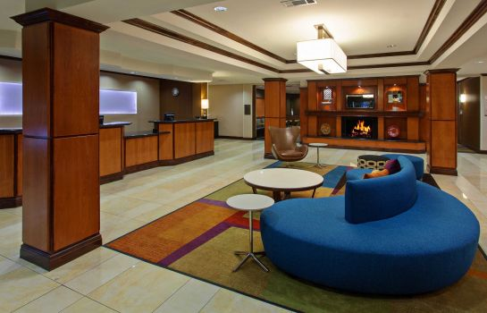 Hotelhalle Fairfield Inn & Suites El Paso