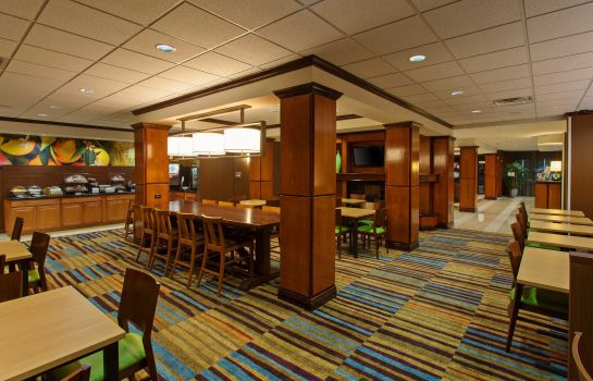 Restaurant Fairfield Inn & Suites El Paso