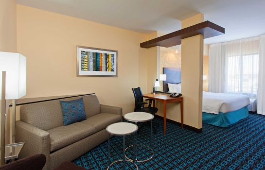 Zimmer Fairfield Inn & Suites El Paso