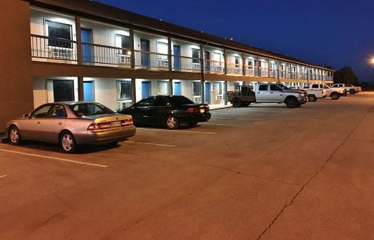 Außenansicht Americas Best Value Inn Enid