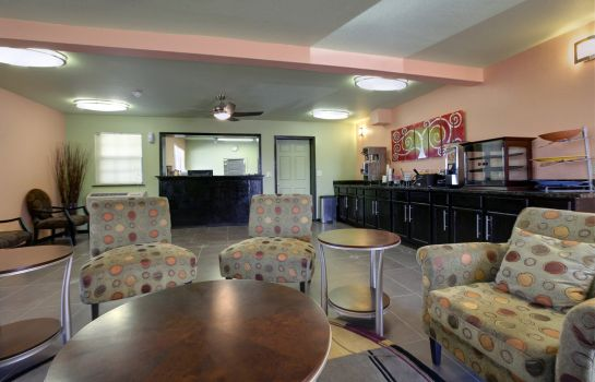 Lobby Americas Best Value Inn Enid