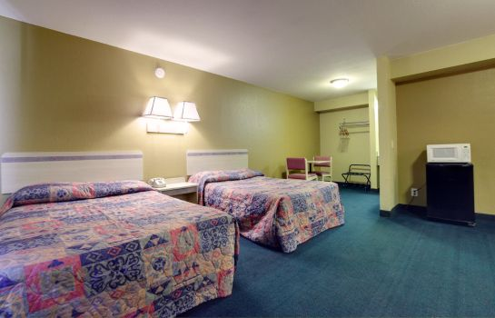 Zimmer Americas Best Value Inn Enid