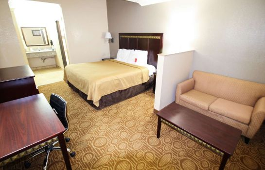 Zimmer Econo Lodge Inn and Suites Fallbrook Dow