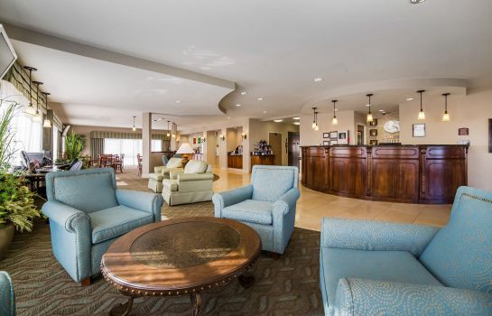 Lobby Comfort Suites Fernley Comfort Suites Fernley